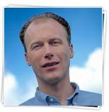 tekstschrijver en online communicatieadviseur Hans van der Mey